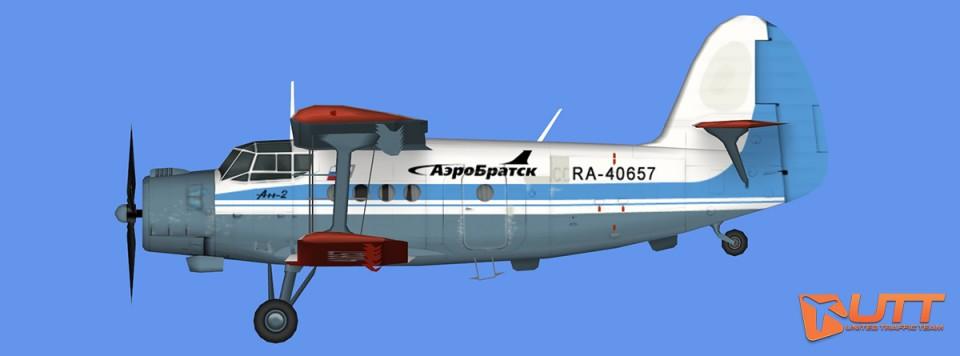 An-2 Aerobratsk RA-40657