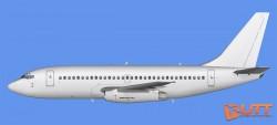 UTT AI Boeing 737-200