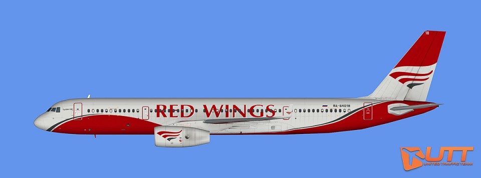 Tupolev Tu-204-100 Red Wings Airlines