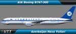 Boeing B767-300 Azal