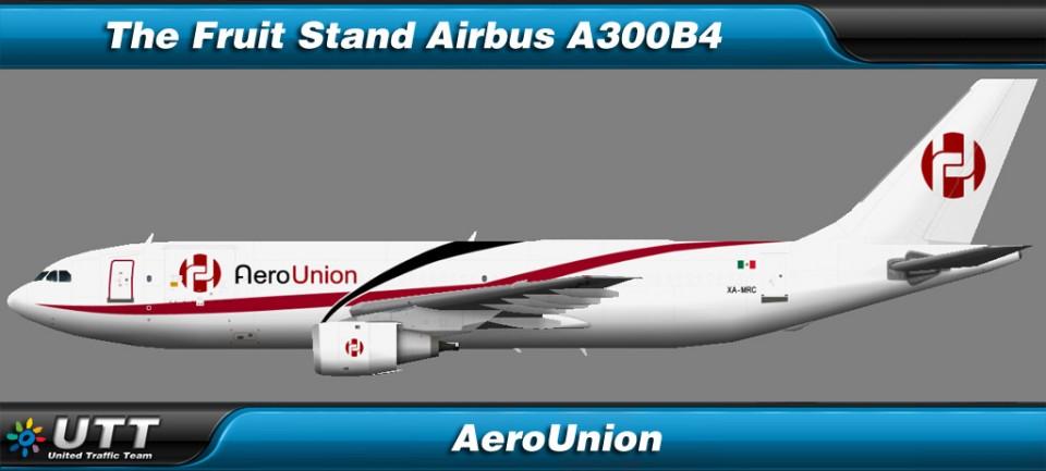 Airbus A300B4 AeroUnion