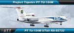 Tupolev TU-154M UTair RA-85733