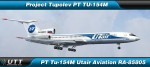 Tupolev TU-154M Utair Aviation RA-85805