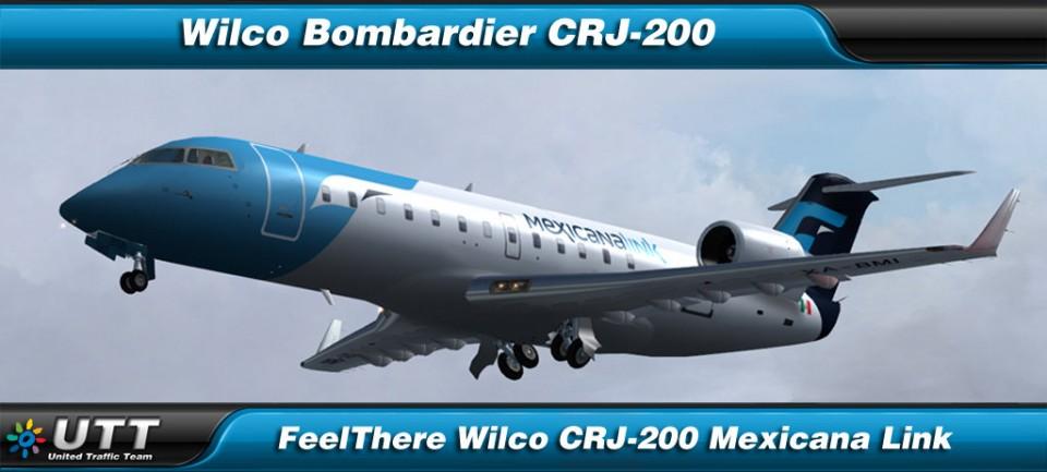 Bombardier CRJ-200 Mexicana Link