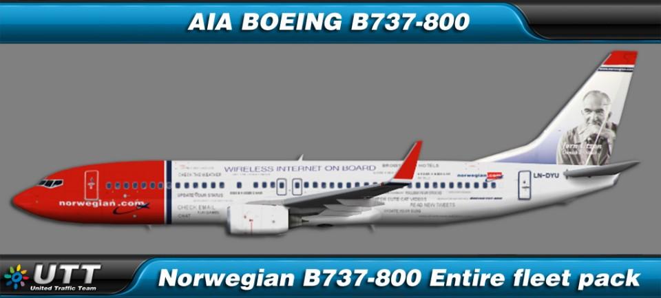 Norwegian Air Shuttle fleet