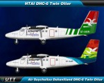 DHC-6 Twin Otter Air Seychelles