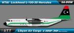 Libyan Air Cargo L-100-30 5A-DOM