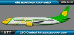 Lao Central Air Boeing 737-400 RDPL-34183