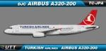 Turkish Airlines Airbus A320-200 TC-JPA new cs