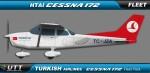 Turkish Airlines Flight Academy Cessna 172 fleet