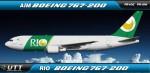 Rio Lineas Areras Boeing 767-200F PR-IOE & PR-IOH