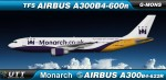 Monarch Airlines Airbus A300-600R G-MONS