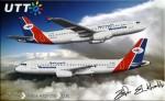 Yemenia Airbus A320-200 7O-AFA & 7O-AFB