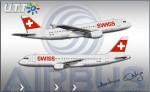 Swiss Airbus A320-200 HB-JLR