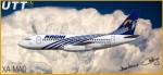 Magnicharters Boeing 737-200 XA-MAD