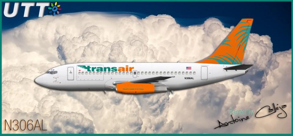 Transair (Hawaii) Boeing 737-200 N306AL