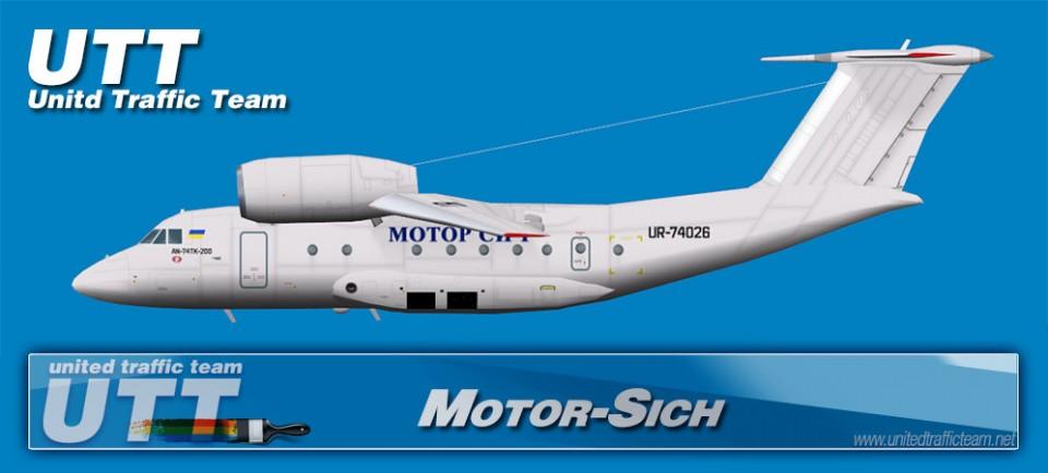 Motor-Sich AN-72 SBAI