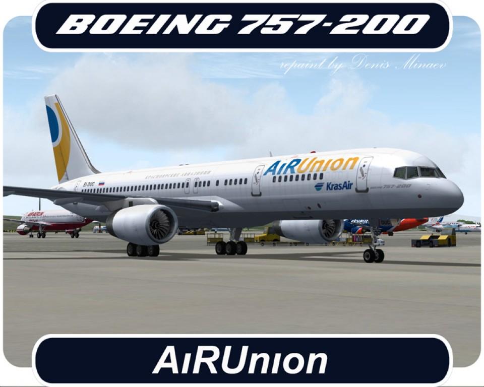 Air Union Boeing 757-200 - EI-DUC