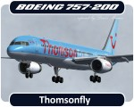 Thomsonfly Boeing 757-200 - G-BYAX