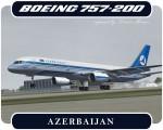 Azerbaijan Boeing 757-200 - VP-BBS