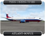 Atlant-Soyuz Boeing 737-800 - VP-BMI