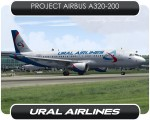 Ural Airlines Airbus A320 - VP-BPU
