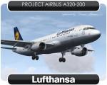Lufthansa Airbus A320 - D-AIPW
