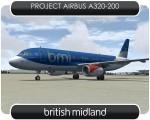 British Midland Airbus A320 - G-MIDR