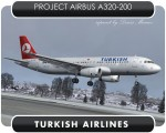 Turkish Airlines Airbus A320 - TC-JPB