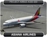 Asiana Airlines Airbus A320 - HL7772