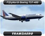 Transaero Boeing 737-400 - EI-CXK
