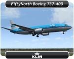 KLM Boeing 737-400 - PH-BTB