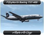 Alaska Air Cargo Boeing 737-400 - N709AS