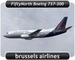 Brussels Airlines Boeing 737-300 - OO-VEN