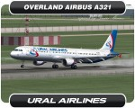 Ural Airlines Airbus A321 - VQ-BCX