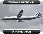Air France Airbus A321 - F-GMZB