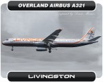 Livingston Airbus A321 - EI-LVD