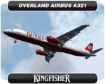 Kingfisher Airbus A321 - VT-KFZ