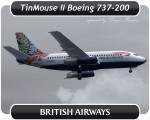 British Airways Boeing 737-200 - G-BGDT