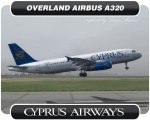 Cyprus Airways Airbus A320 - 5B-DBD