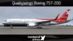 Nordwind Airlines Boeing 757-200 - VQ-BKE