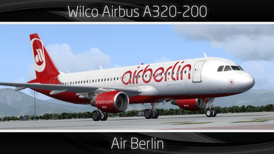 Air Berlin Airbus A320-200 - D-ABFF