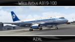 Azerbaijan Airbus A319-100 - 4K-AZ05