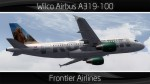 Frontier Airlines Airbus A319-100 - N951FR