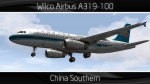 China Southern Airbus A319-100 - B-2296