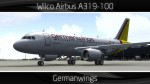 Germanwings Airbus A319-100 - D-AKNP