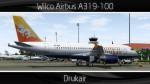 Drukair Airbus A319-100 - A5-RGG
