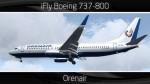 Orenair Boeing 737-800 - VP-BPI