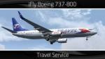 Travel Service Boeing 737-800 - OK-TVM