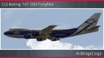 AirBridgeCargo Boeing 747-200F - VP-BII